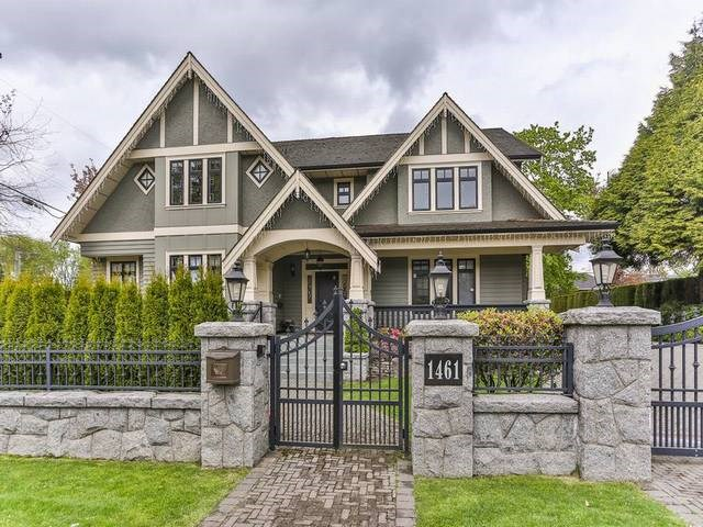 1461 CONNAUGHT DRIVE, Vancouver