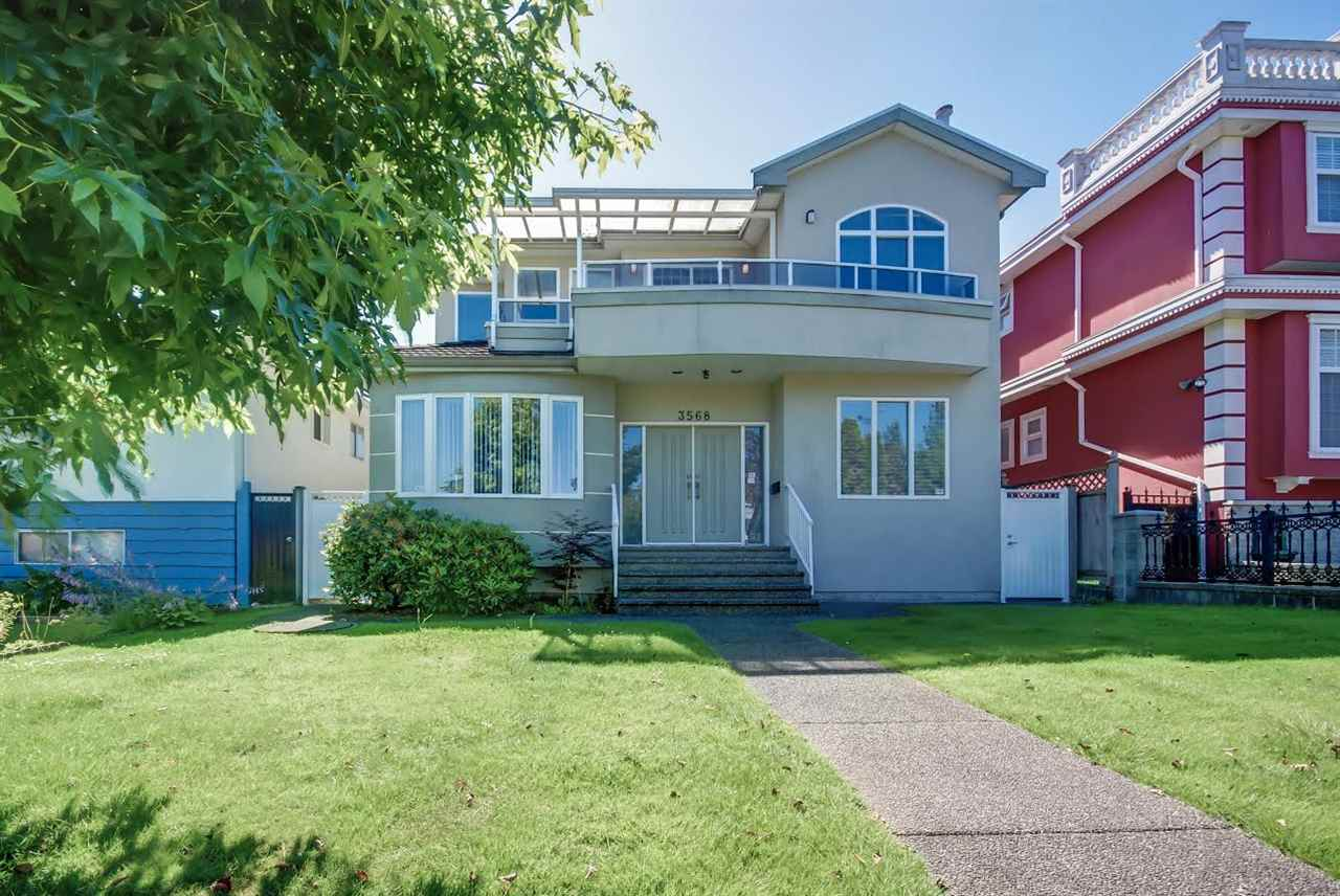 3568 FALAISE Renfrew Heights, Vancouver (R2086176)