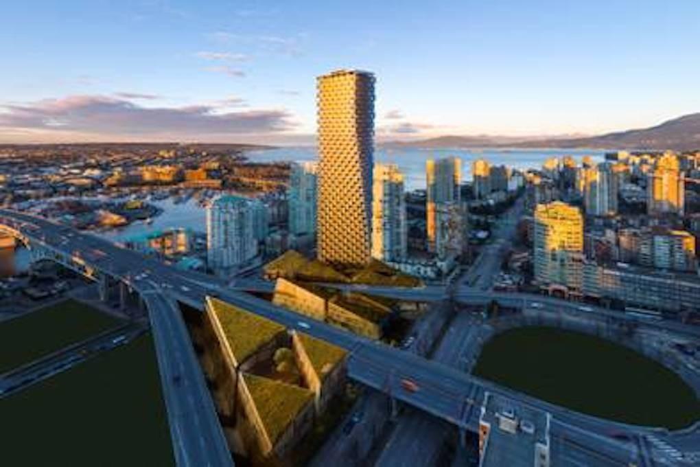 5701 1480 HOWE STREET, Vancouver