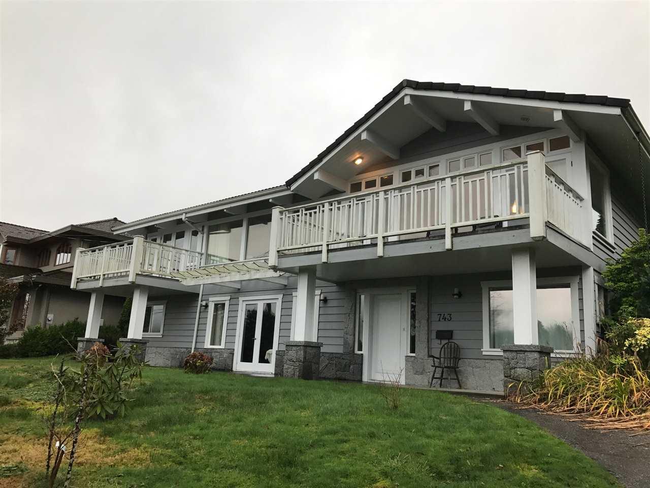743 ROSLYN Dollarton, North Vancouver (R2091409)