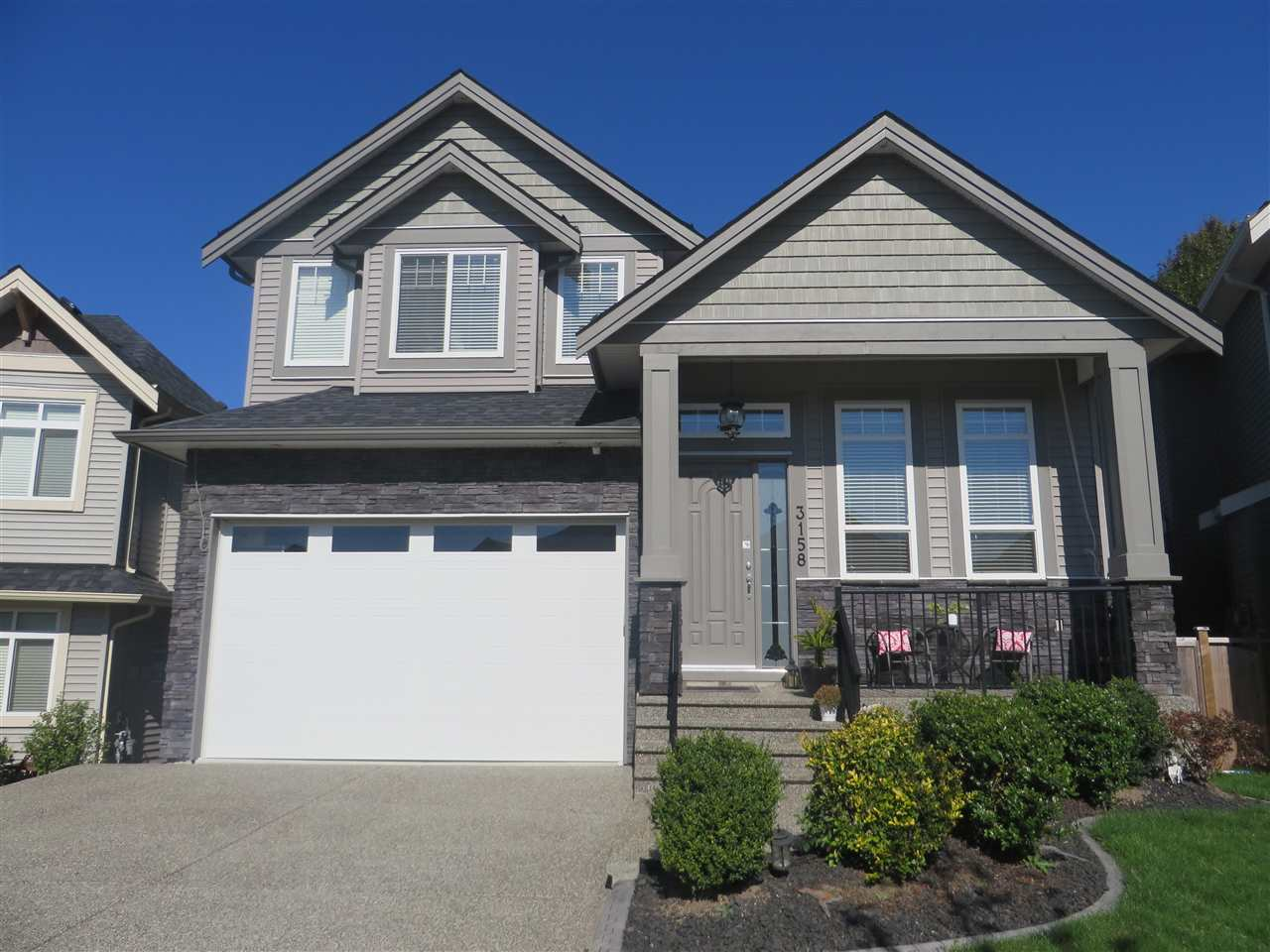 3158 ENGINEER CRESCENT, Abbotsford