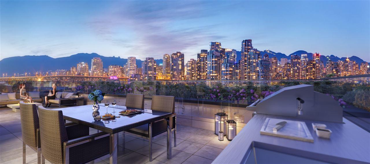 TH2 1107 W 7TH AVENUE, Vancouver