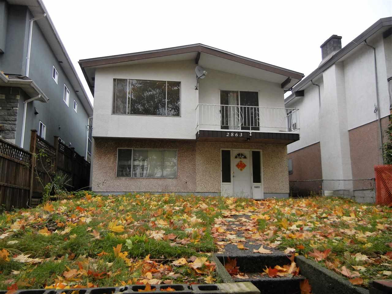 2863 E 10TH AVENUE, Vancouver