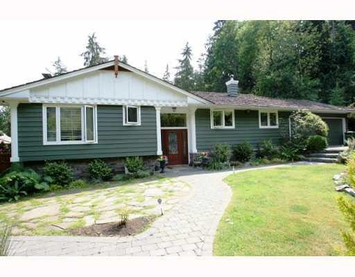 3640 MATHERS Westmount WV, West Vancouver (R2123664)