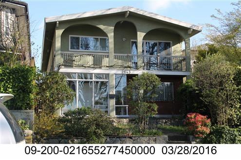 2843 E 10TH AVENUE, Vancouver
