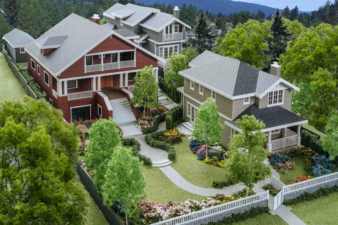 1421 GORDON AVENUE, West Vancouver