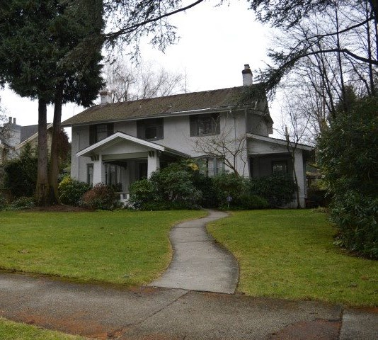 1384 W 32ND Shaughnessy, Vancouver (R2133904)