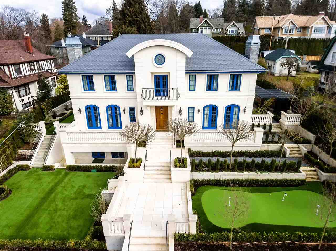 3688 EAST BOULEVARD Shaughnessy, Vancouver (R2134233)