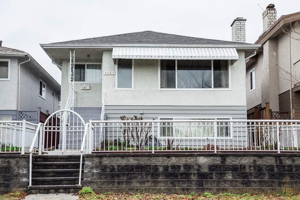 1351 E 61ST South Vancouver, Vancouver (R2145893)