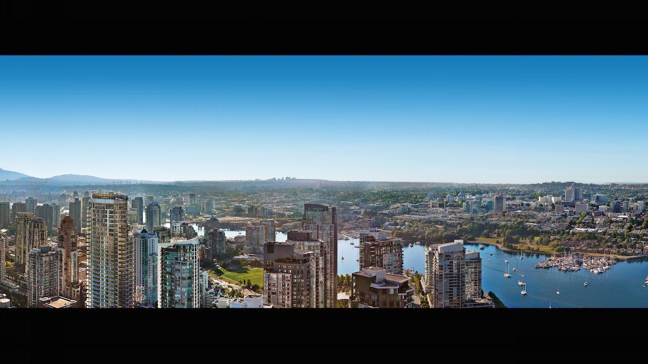 4705 -  1480 HOWE #4705 Yaletown, Vancouver (R2146599)