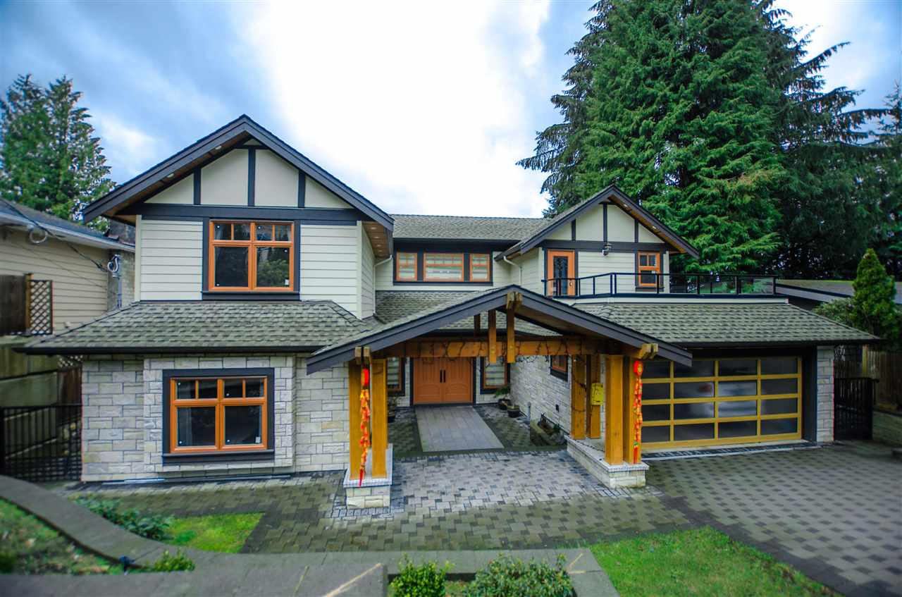663 MONTROYAL BOULEVARD, North Vancouver