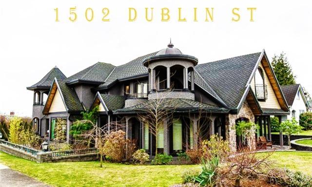 1502 DUBLIN STREET, New Westminster