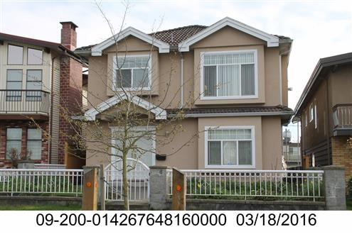 2418 GARDEN DRIVE, Vancouver