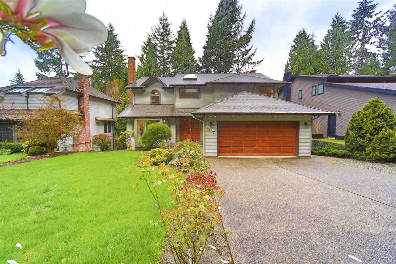 2157 HILL DRIVE, North Vancouver