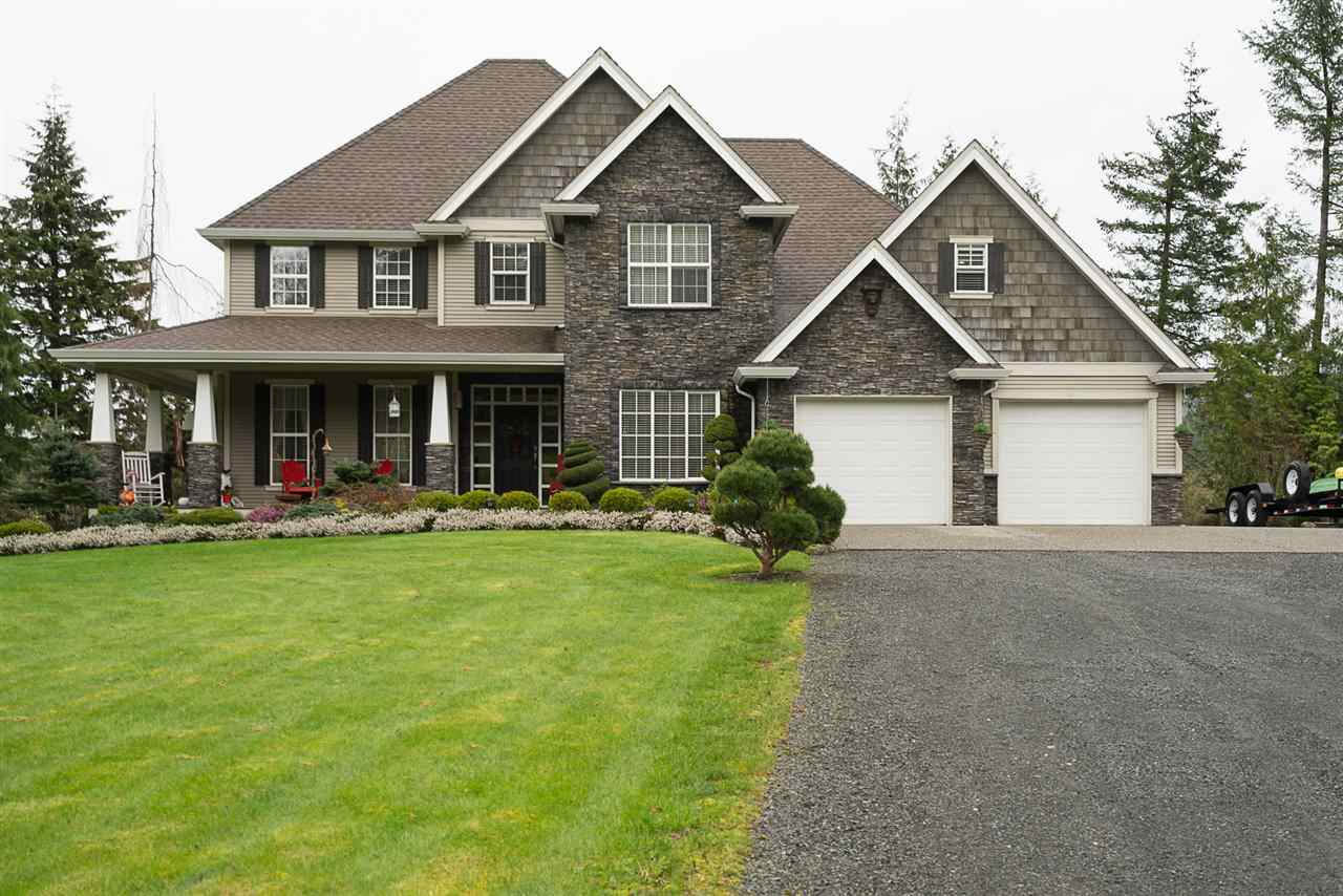 5843 UPPER SUMAS MOUNTAIN ROAD, Abbotsford