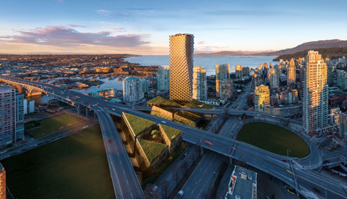 5205 -  1480 HOWE #5205 Yaletown, Vancouver (R2159638)