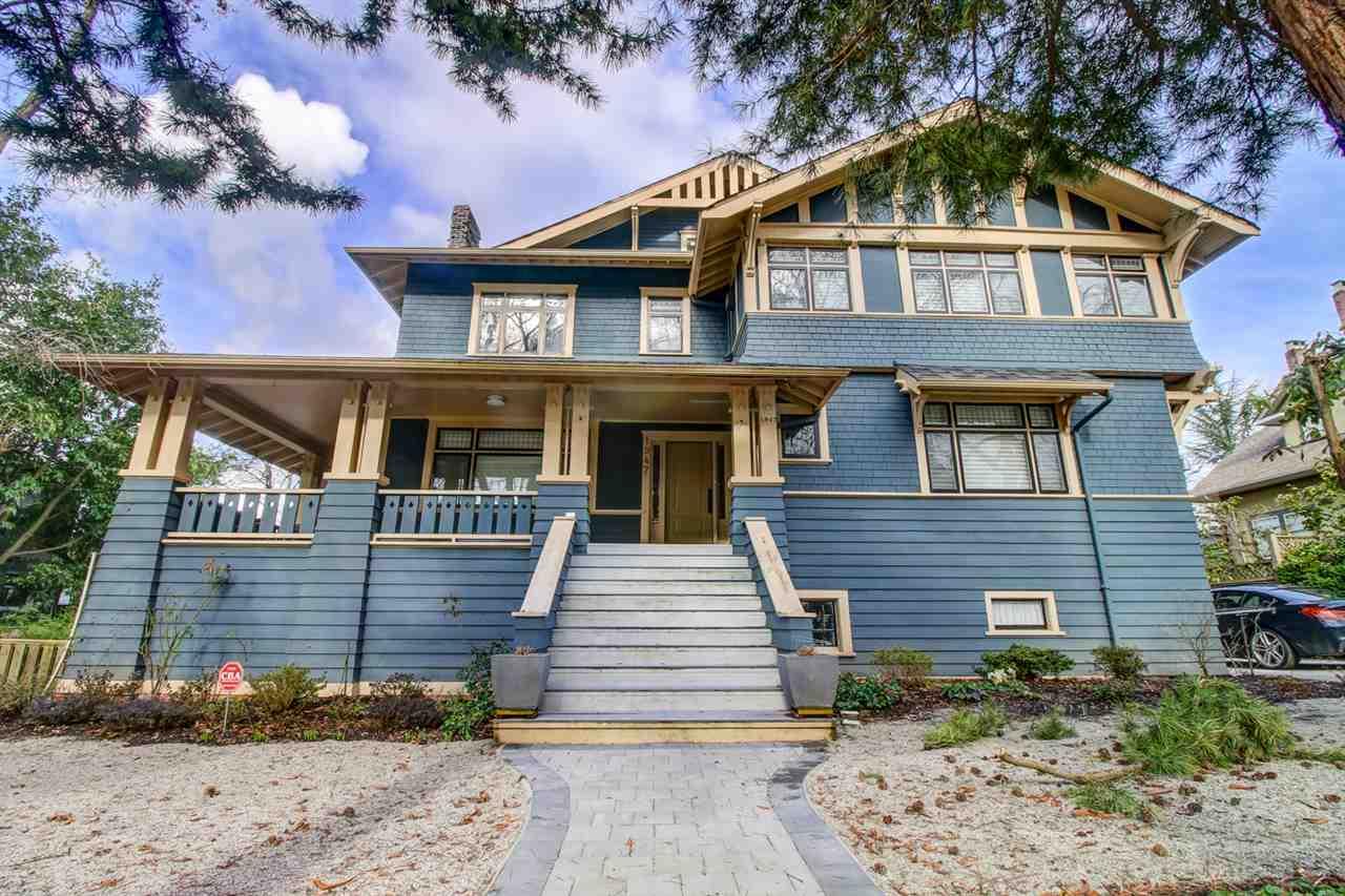 1947 W 19TH AVENUE, Vancouver