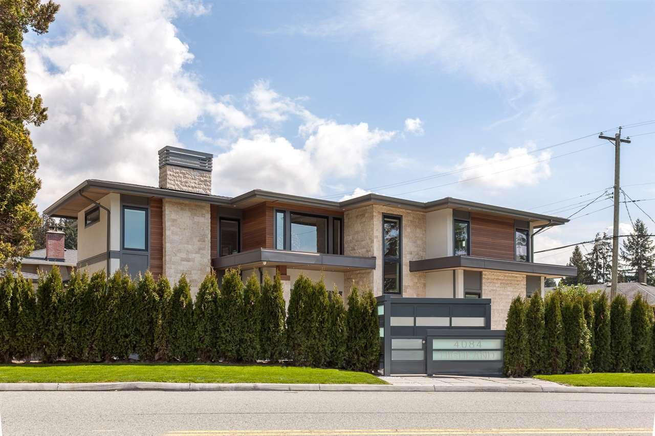 4084 HIGHLAND Forest Hills NV, North Vancouver (R2161304)
