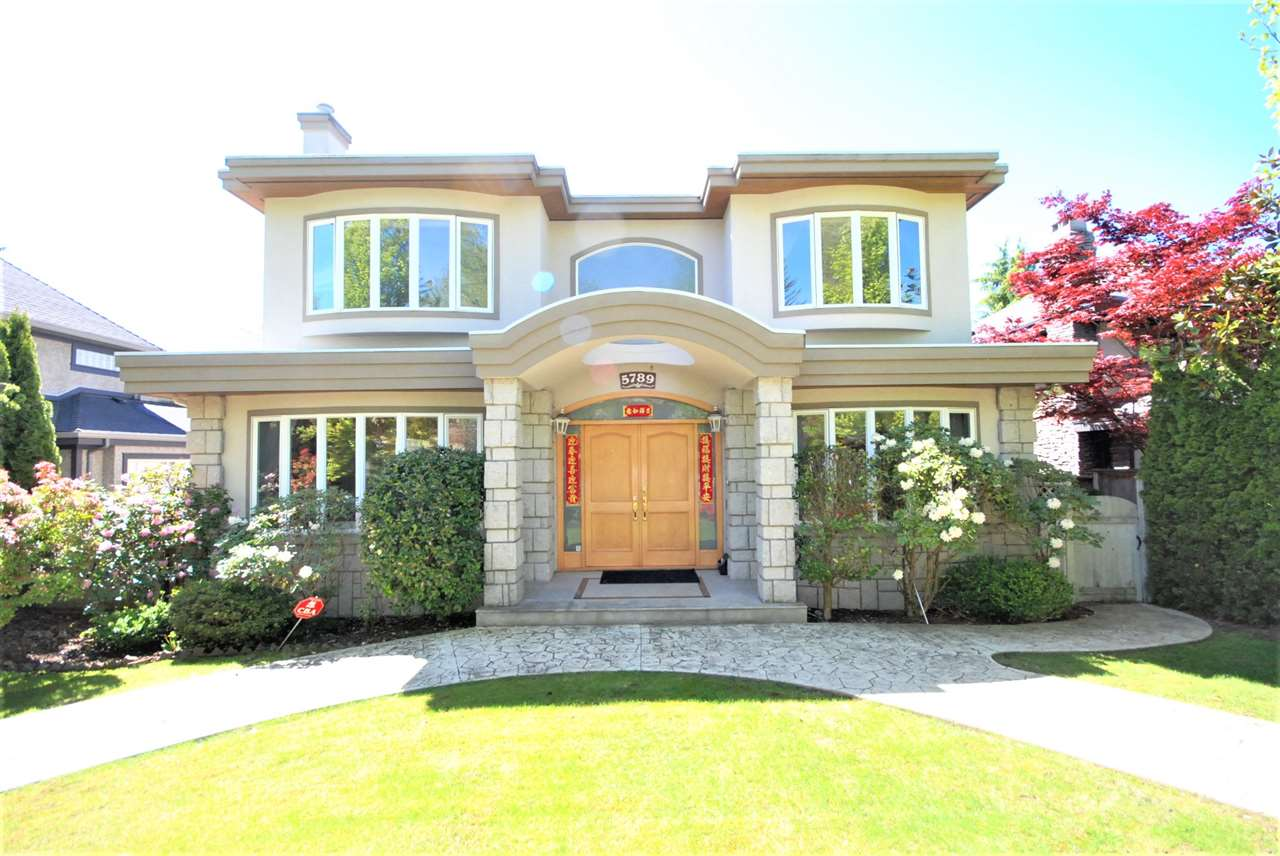 5789 CARTIER South Granville, Vancouver (R2162709)