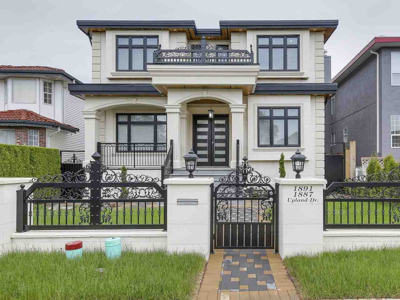 1891 UPLAND DRIVE, Vancouver