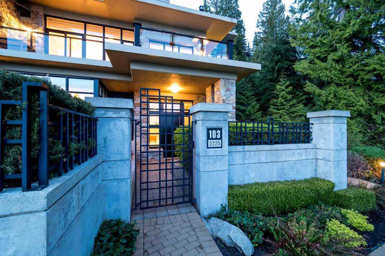 103 2225 TWIN CREEK PLACE, West Vancouver