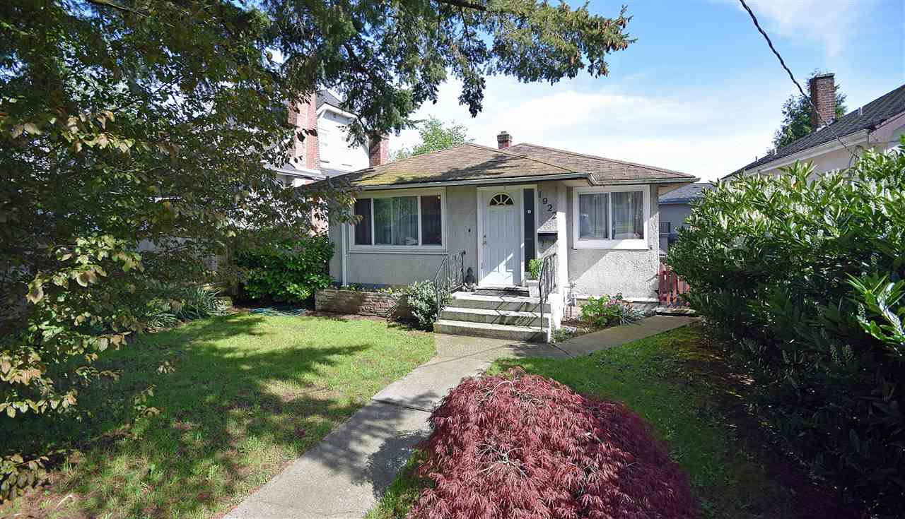 1922 EIGHTH AVENUE, New Westminster