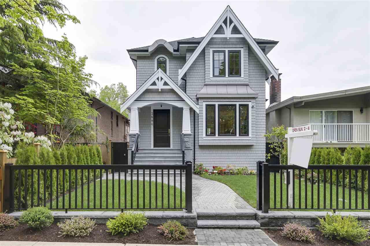 3886 W 23RD AVENUE, Vancouver