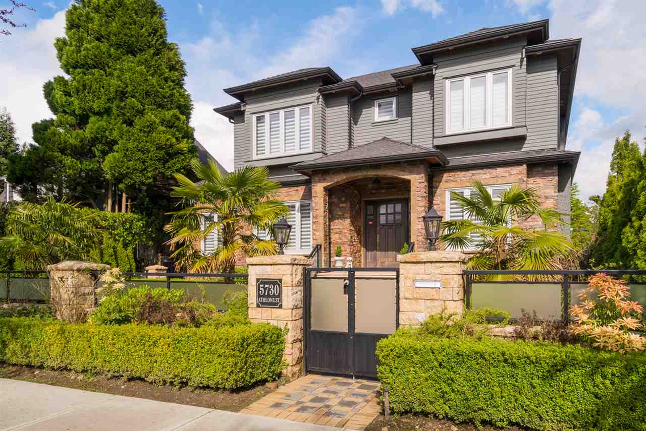 5730 ATHLONE STREET, Vancouver