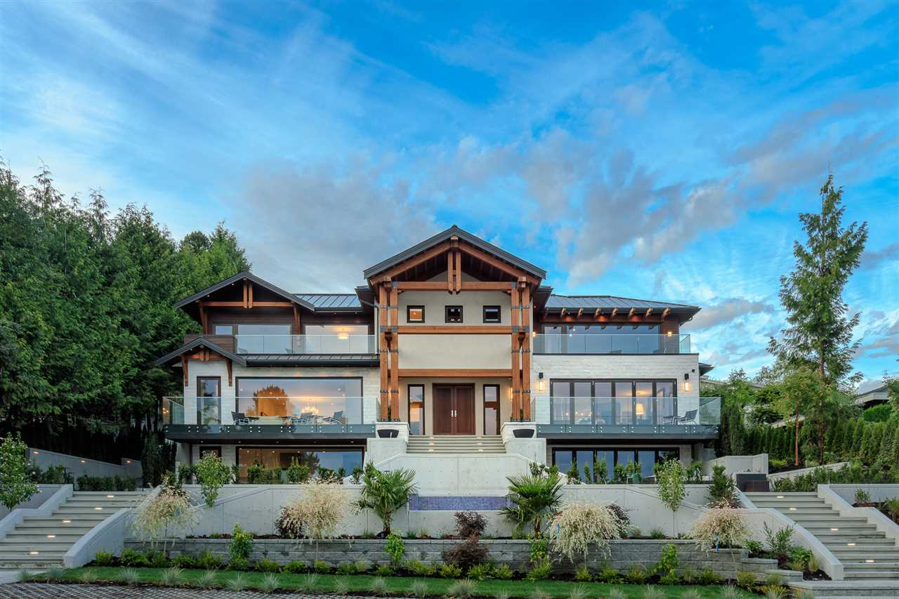 1449 CHARTWELL DRIVE, West Vancouver