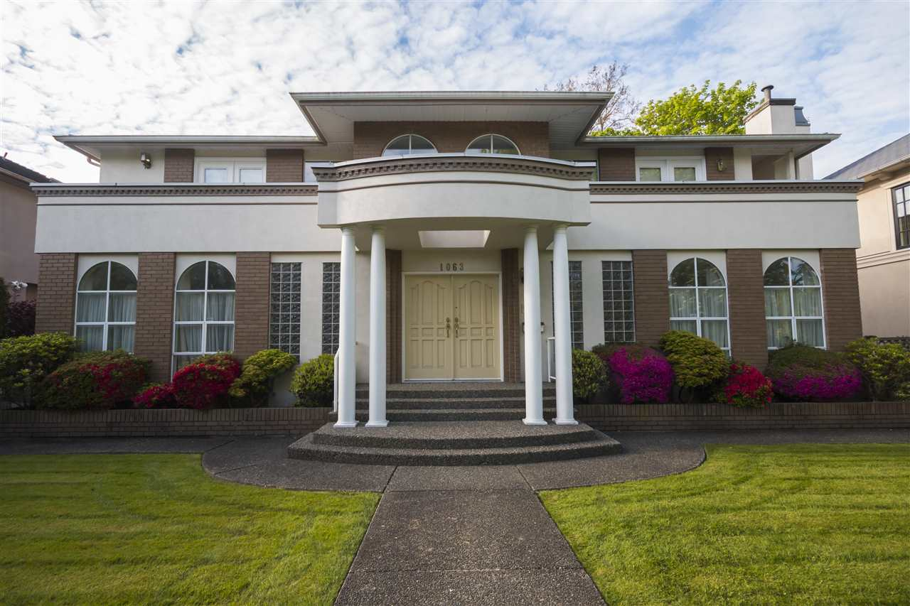 1063 CONNAUGHT Shaughnessy, Vancouver (R2166036)