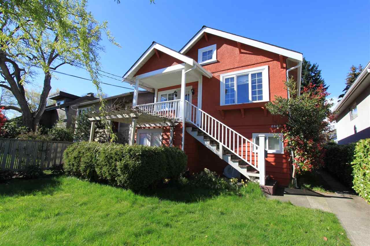 2885 W 18TH Arbutus, Vancouver (R2166066)