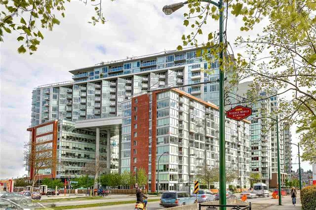 1708 -  1618 QUEBEC #1708 Mount Pleasant VE, Vancouver (R2167785)