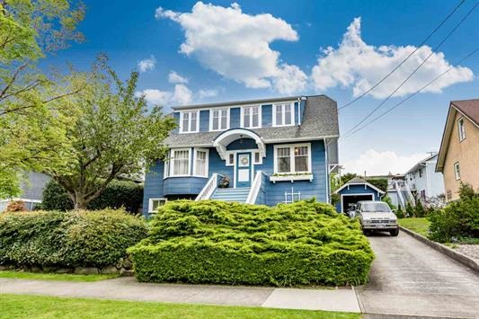 1407 HAMILTON West End NW, New Westminster (R2168902)