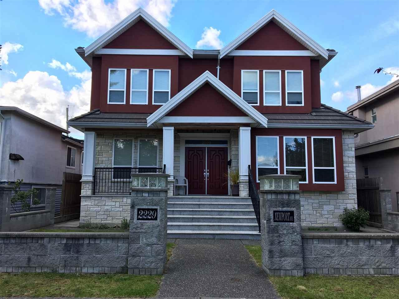 2229 NEWPORT AVENUE, Vancouver