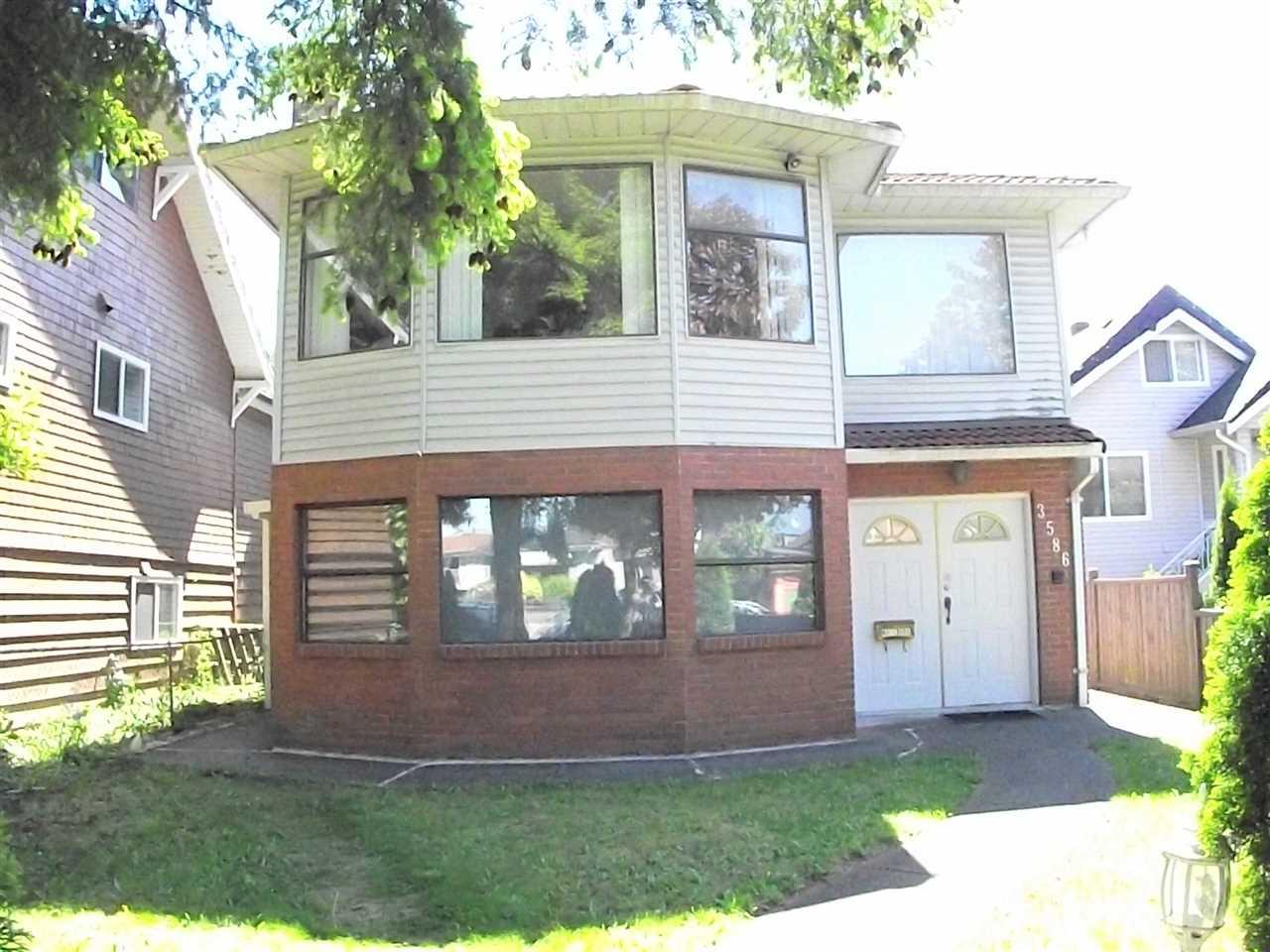 3586 E 29TH AVENUE, Vancouver