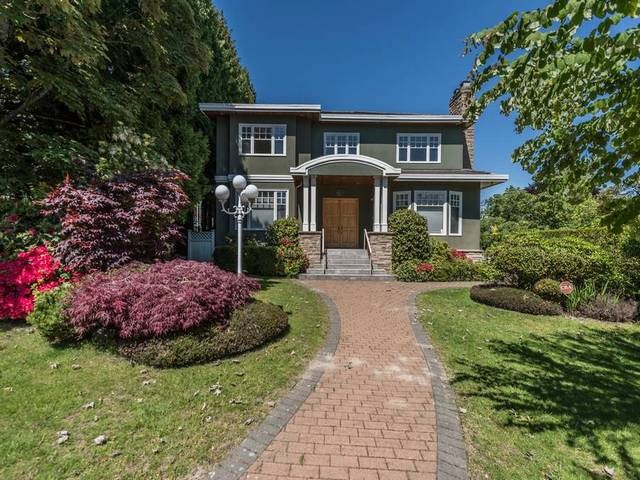 1203 W 38TH Shaughnessy, Vancouver (R2170077)
