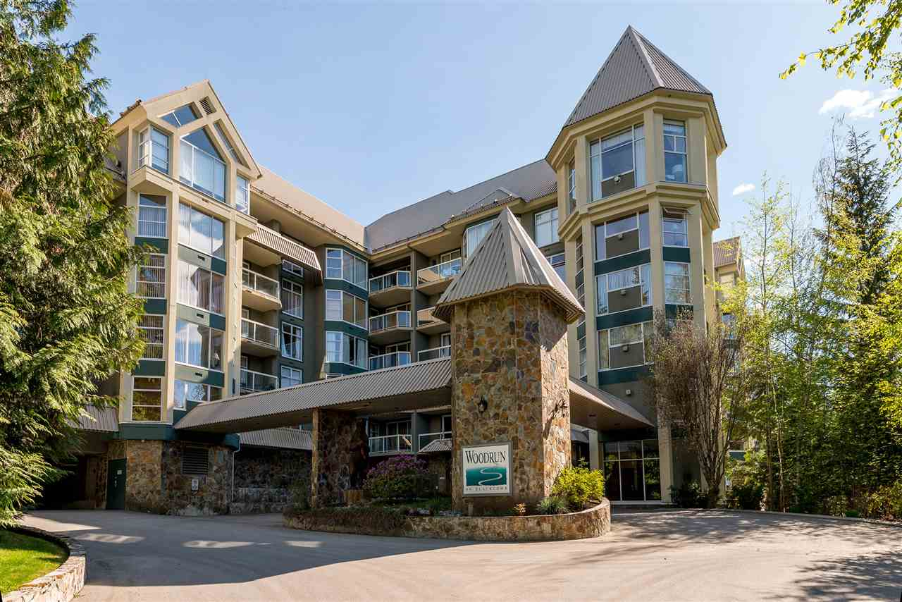 520 4910 SPEARHEAD PLACE, Whistler