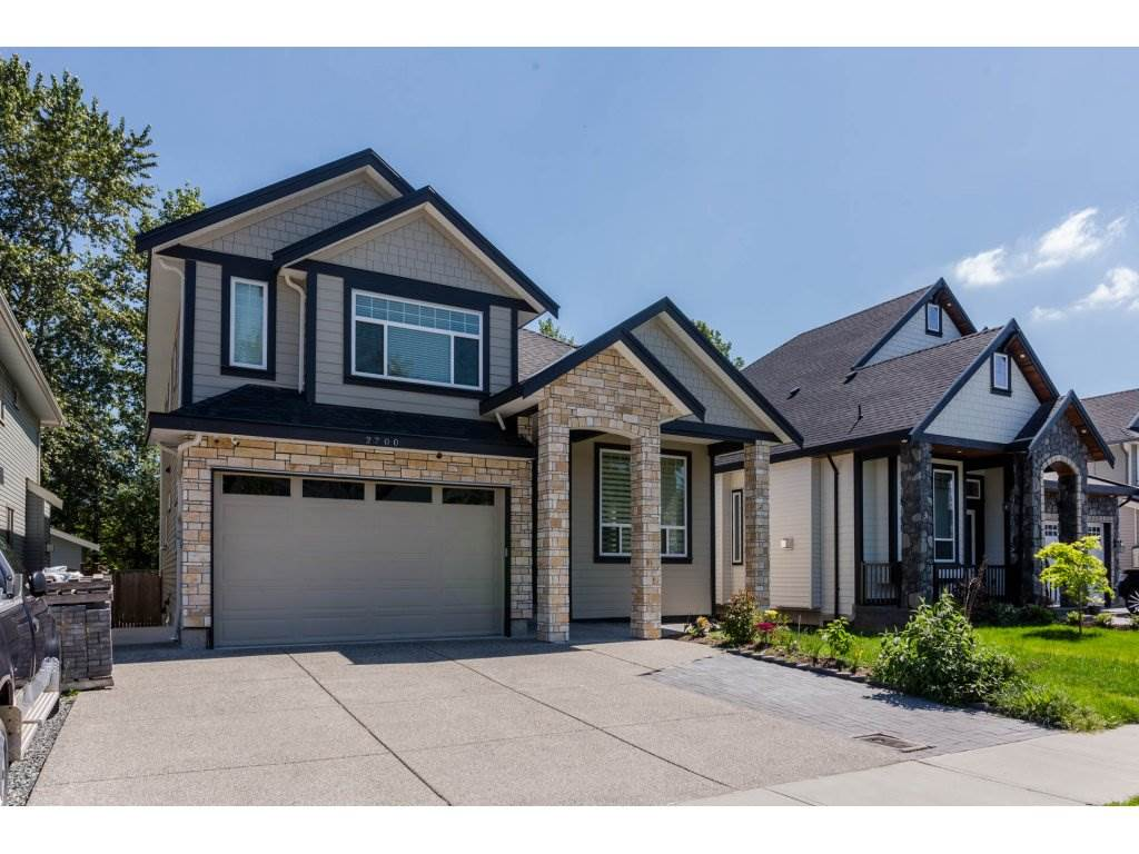 2700 CABOOSE PLACE, Abbotsford
