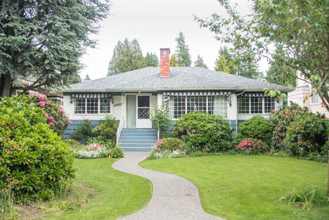 4456 CHALDECOTT Dunbar, Vancouver (R2172933)
