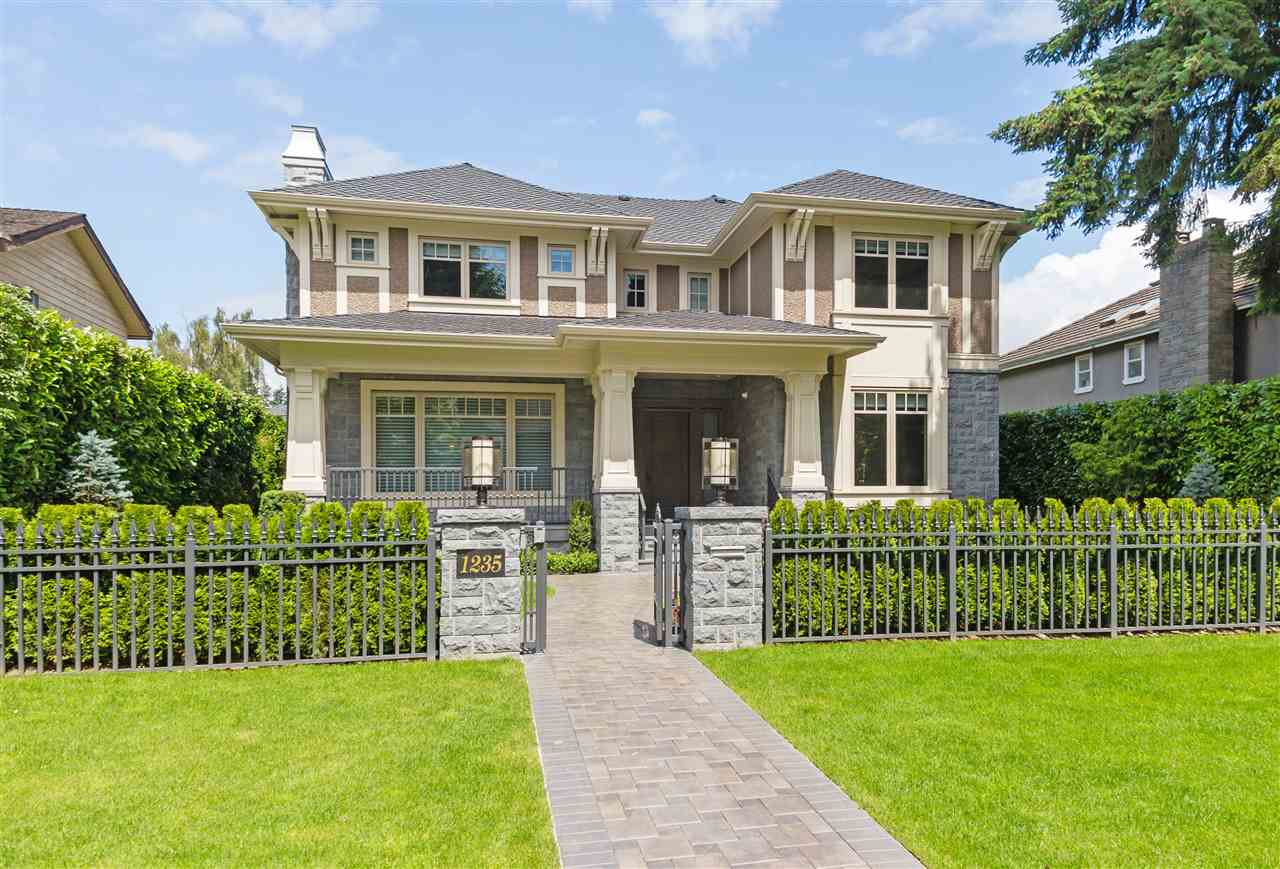 1235 W 39TH Shaughnessy, Vancouver (R2173037)