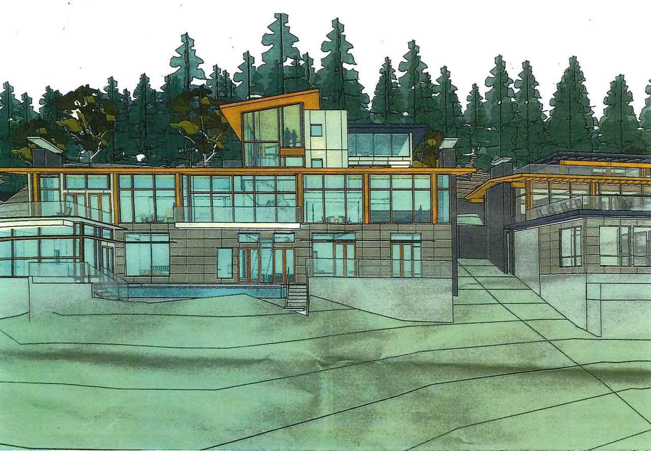 Lot 11 -  4140 CYPRESS BOWL #Lot 11 Cypress Park Estates, West Vancouver (R2174380)