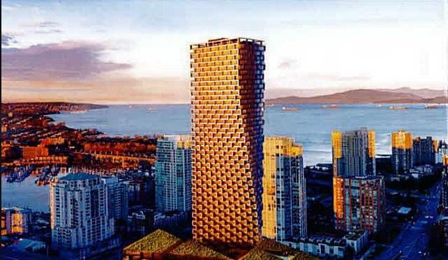 2611 1480 HOWE STREET, Vancouver