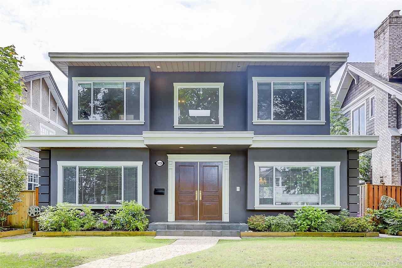 2428 W 13TH Kitsilano, Vancouver (R2174556)