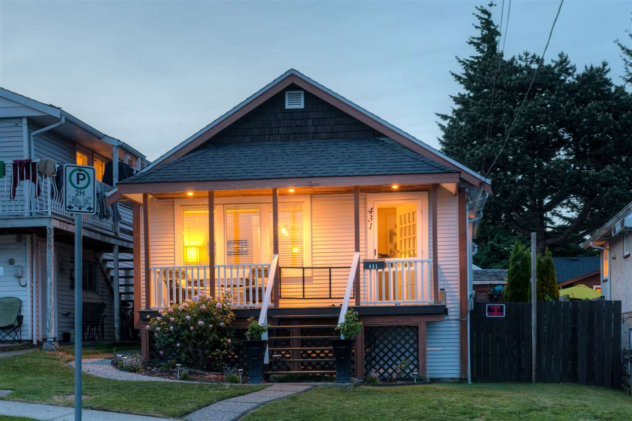 431 SCHOOL STREET, New Westminster