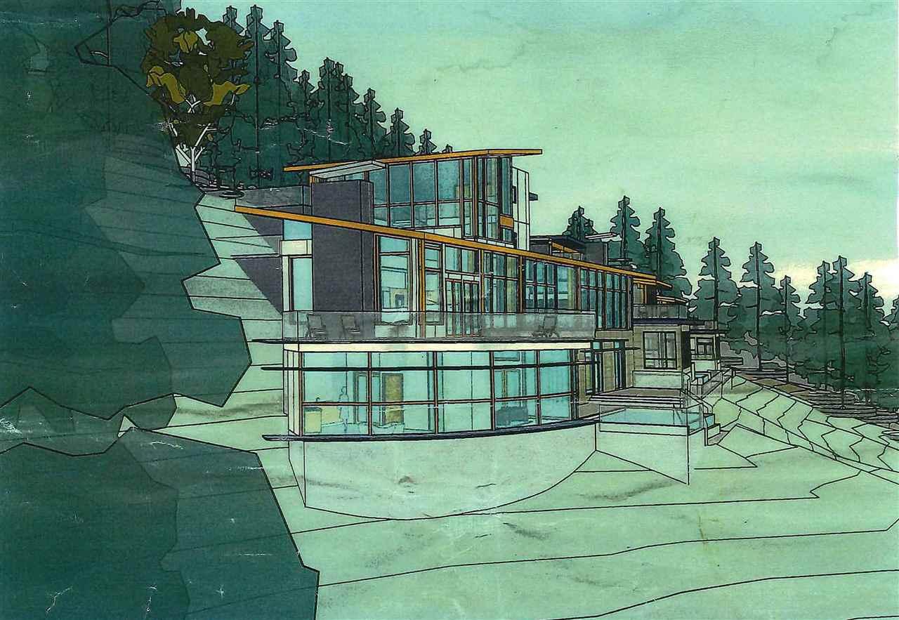 Lot 9 -  4140 CYPRESS BOWL #Lot 9 Cypress Park Estates, West Vancouver (R2174621)