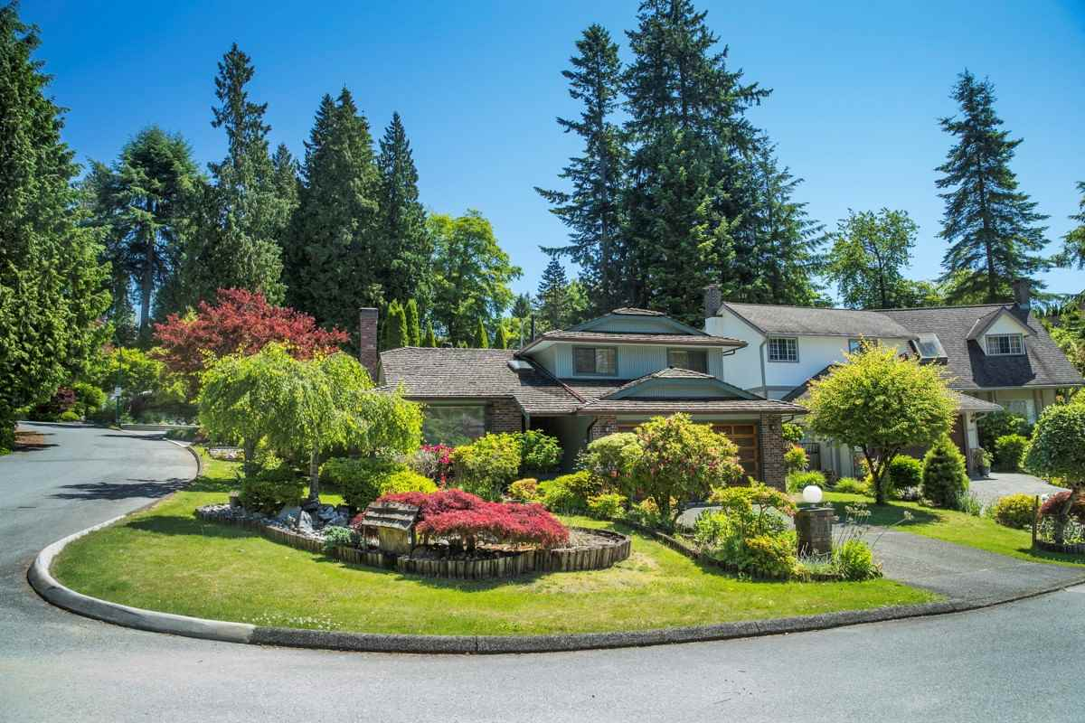 1431 FINTRY PLACE, North Vancouver