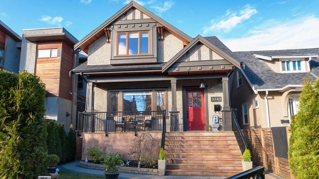 3743 W 19TH Dunbar, Vancouver (R2177488)
