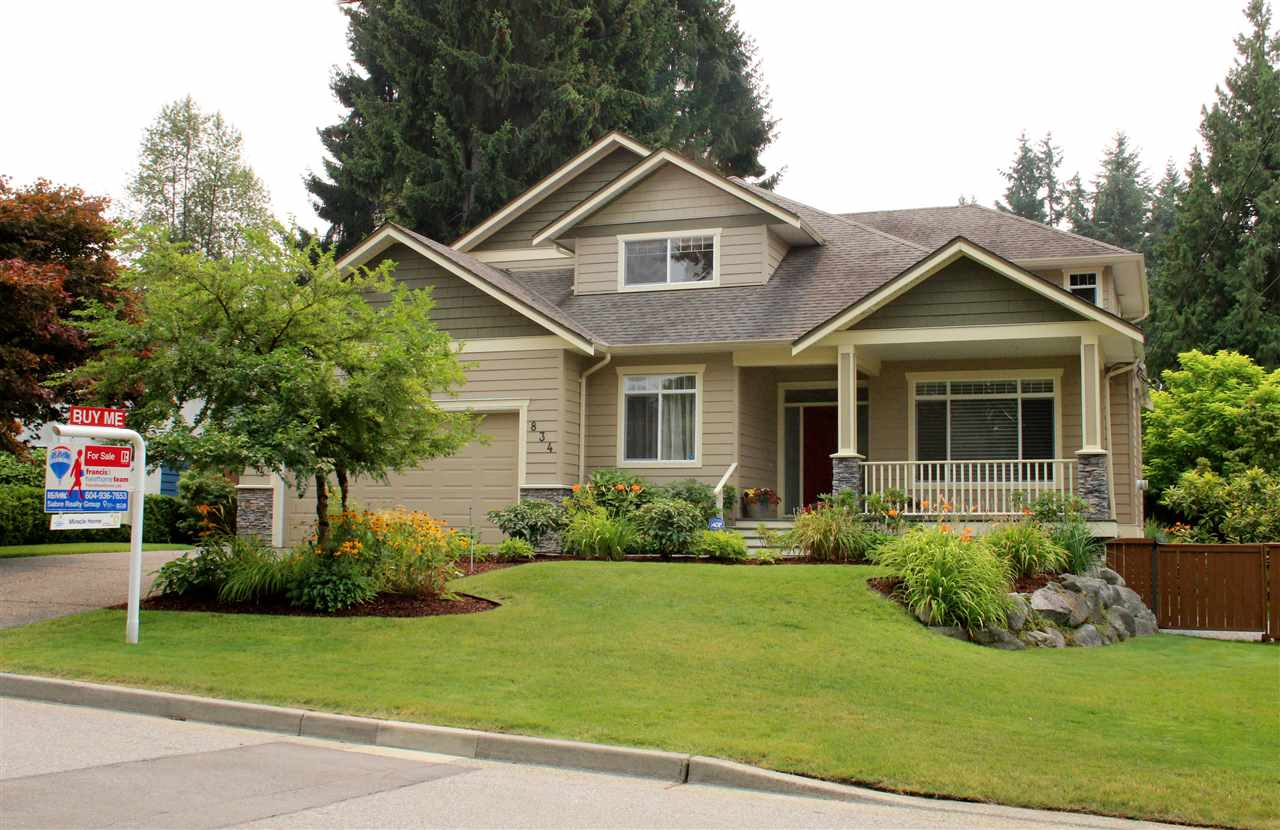 834 COTTONWOOD AVENUE, Coquitlam