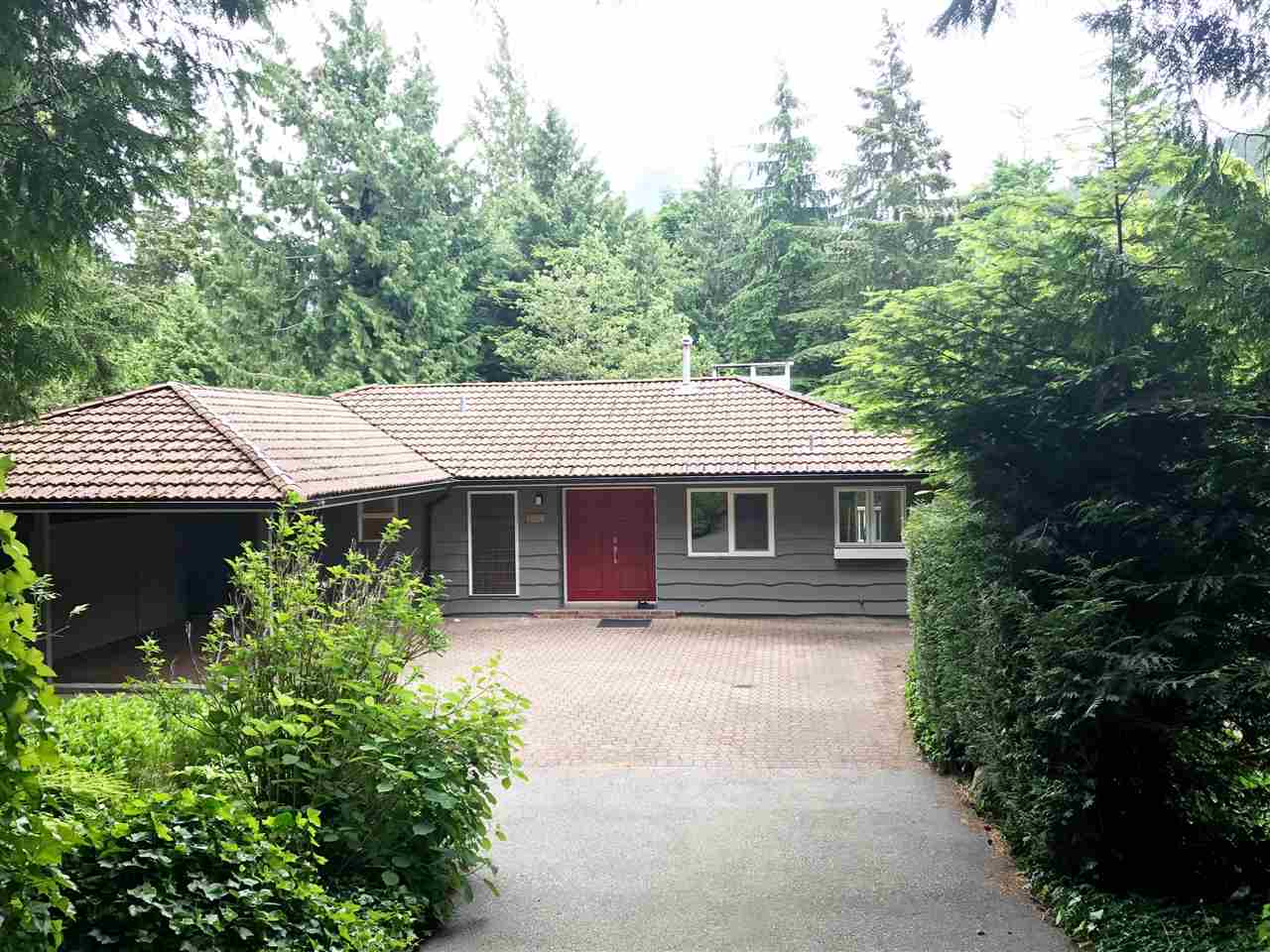 6260 ST. GEORGES Gleneagles, West Vancouver (R2177594)