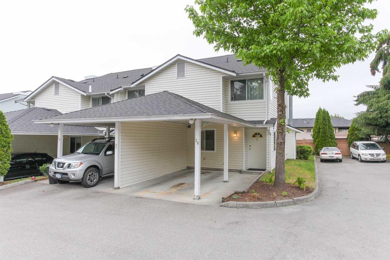 20 22411 124 AVENUE, Maple Ridge